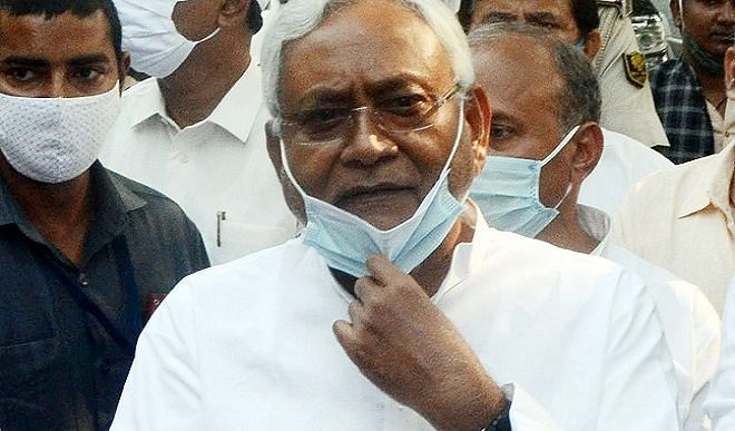 Nitish Kumar met BJP leaders, but did not talk about cabinet expansion