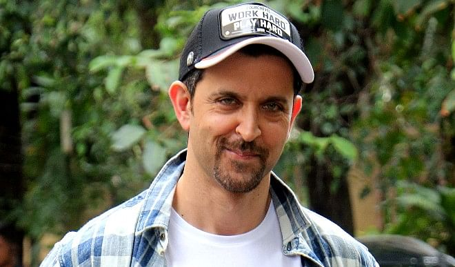 Fan club gave this special gift to actor on Hrithik Roshan's birthday