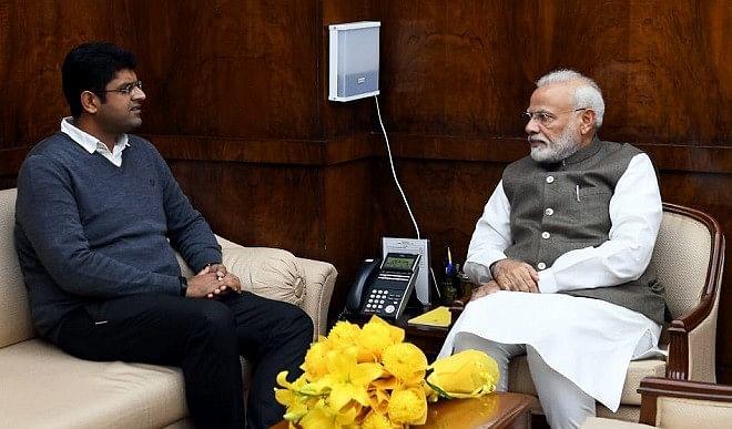 अमित शाह के बाद PM मोदी से मिले दुष्यंत चौटाला, जानिए इसके पीछे की असल वजह ?