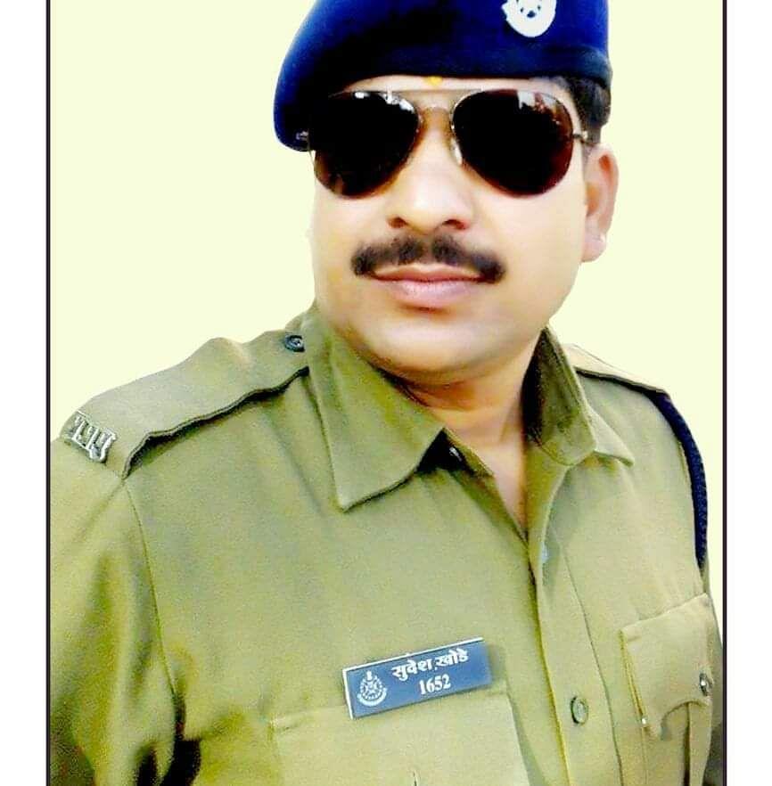 जिंझर कांड के आरोपित बने महाकाल थाने के आरक्षक सुदेश खोड़े की भेरूगढ़ जैल में मौत