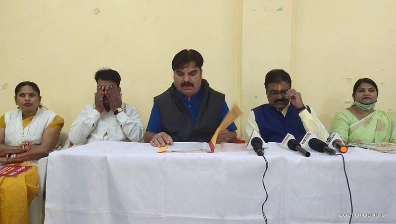भाजपा के नेता धान खरीदी को लेकर कर रहे हैं राजनैतिक षड्यंत्र - रेखचंद जैन
