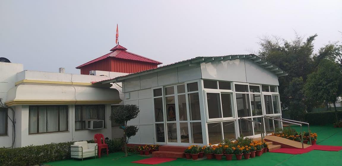 कुशीनगर : रामभक्तों के लिए बौद्ध विहारों ने खोले द्वार, मोरारी बापू की रामकथा