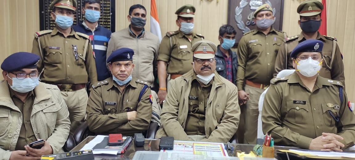 Basti: Another accused in the triple murder case arrested from Unnao