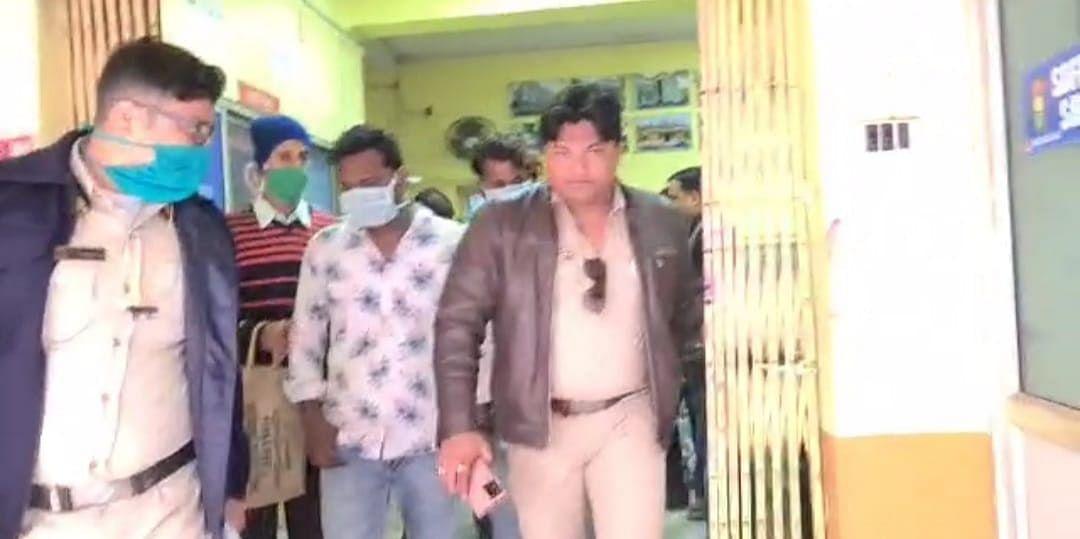 युवक का अपहरण कर फिरौती मांगने वाले चार अपराधी गिरफ्तार