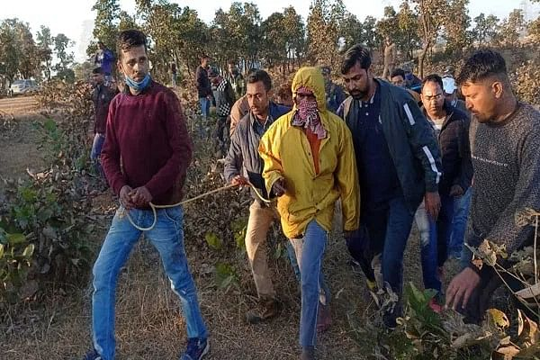 Ormanjhi massacre: Police take the accused Belal to the scene and get the crime scene recycled