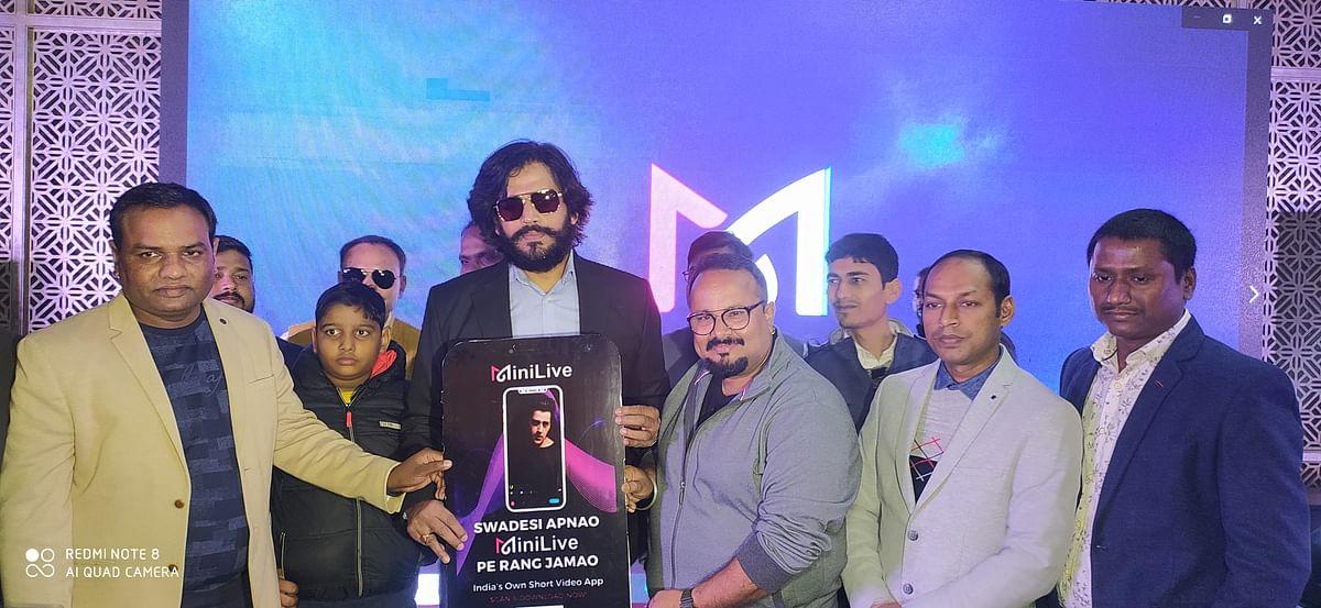 Mini live app will give platform to talent of local artists: Ravi Kishan