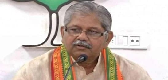 Raipur: Congress does not want agreement between farmer and government: Dharamlal Kaushik