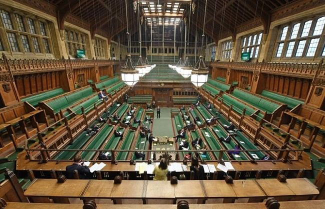 Pakistan's conspiracy against Kashmir exposed in Britain's Parliament