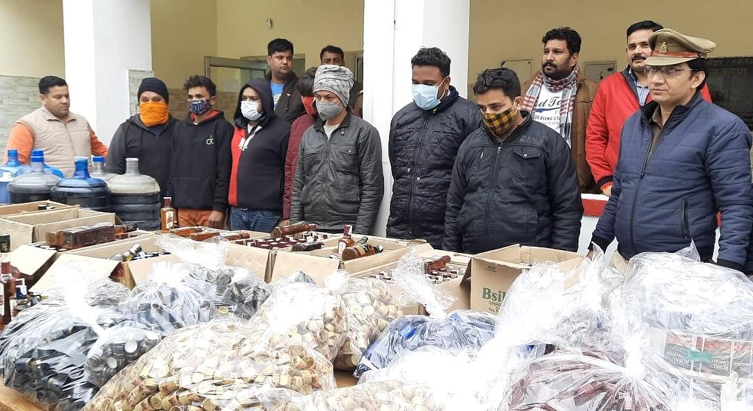 counterfeit-liquor-factory-busted-seven-arrested