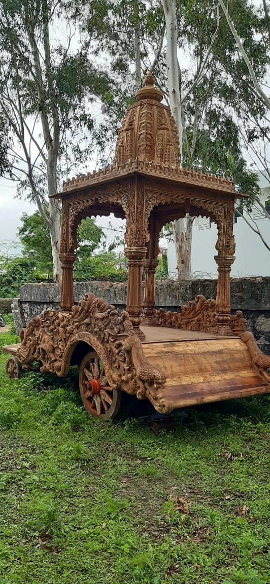 2021 में नए रथ पर बिराज कर नगर भ्रमण करेंगे भगवान जगन्नाथ