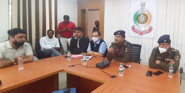 रायपुर:प्रतिबंधित नशीली दवाओं की खरीदी बिक्री पर रोक लगाने सख्त निर्देश