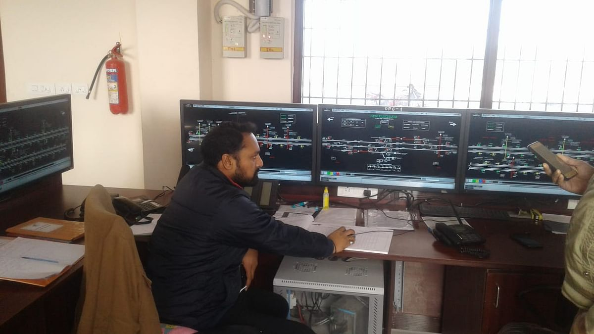 न्यू कंचौसी रेलवे स्टेशन से औरैया-कानपुर देहात जिला का होगा विकास