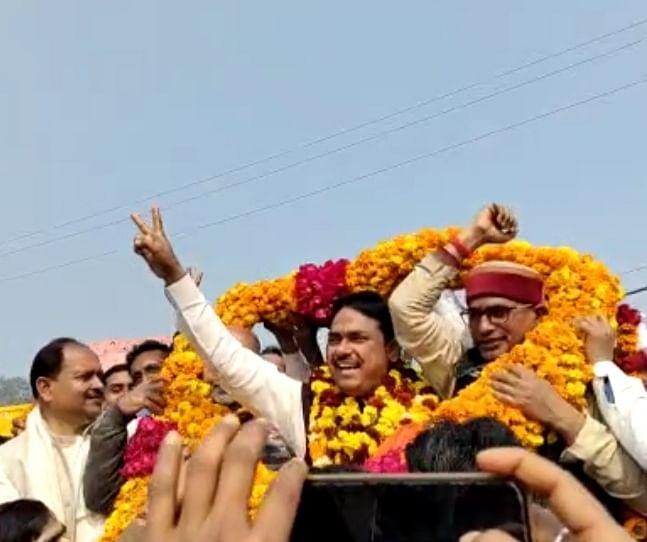 दिल्ली में किसान आंदोलन के दौरान हुए उपद्रव था प्रायोजित - गोविंद नारायण शुक्ल
