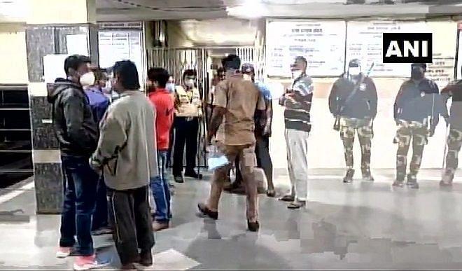 Maharashtra: 10 children killed in a horrific fire at the Bhandara district hospital