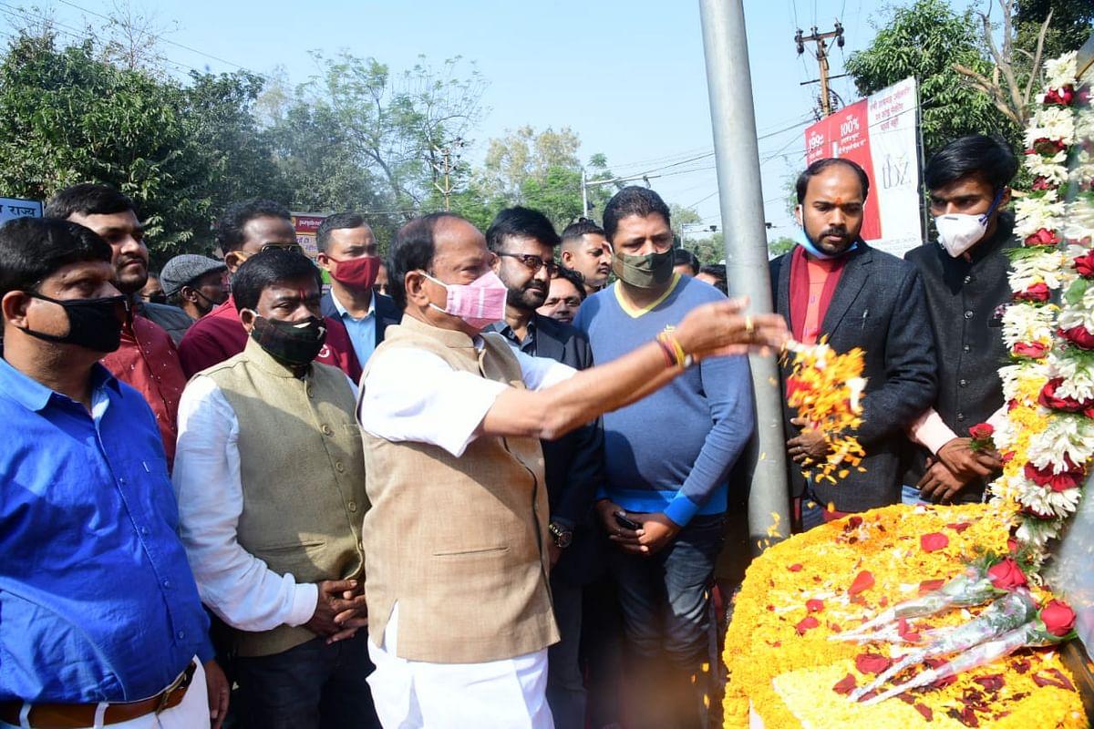जस्टिस शाहदेव का झारखंड आंदोलन में अविस्मरणीय योगदान था : रघुवर दास