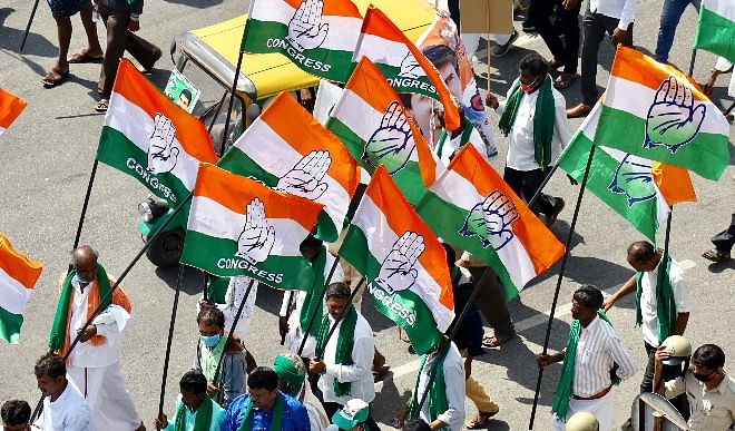 कांग्रेस के नेता का बयान, कहा- भाजपा को नेताजी की जयंती मनाने का अधिकार नहीं है