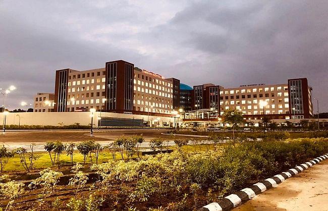 जनरल नरवणे ने पुणे में किया नए कमांड अस्पताल का उद्घाटन