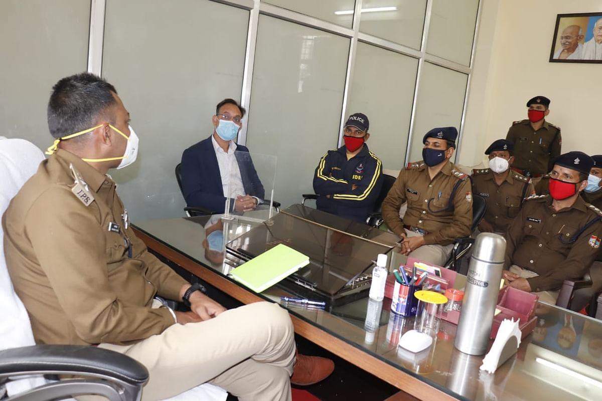 उत्तराखंडः नवनीत सिंह भुल्लर ने एसडीआरएफ सेनानायक का कार्यभार संभाला