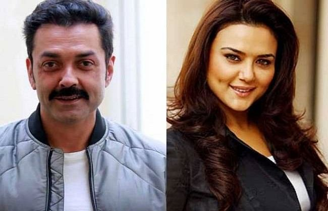 preity-zinta-congratulates-bobby-deol-on-his-52nd-birthday-in-a-special-way-shares-the-fun-story-of-39soldier39-shooting