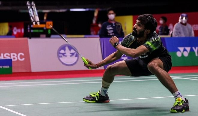 Saina Nehwal out of Thailand Open tournament, injured Srikanth also removed from the match