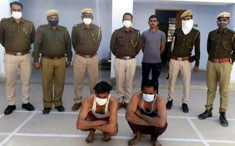 बाड़मेर से पंजाब ले जायी जा रही नशीली गोलियों की खैप, 28 हजार 500 अवैध नशीली गोलियों के साथ दो गिरफ्तार
