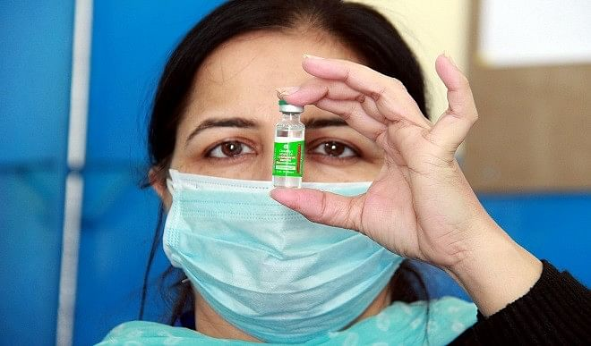 Requests from other countries for purchase of Corona vaccine, meeting on possible exports: sources