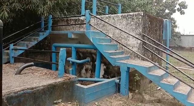 योजना पूरी होने पर भी गत 8 वर्षों से लोगों को नहीं मिल रहा शुद्ध पानी