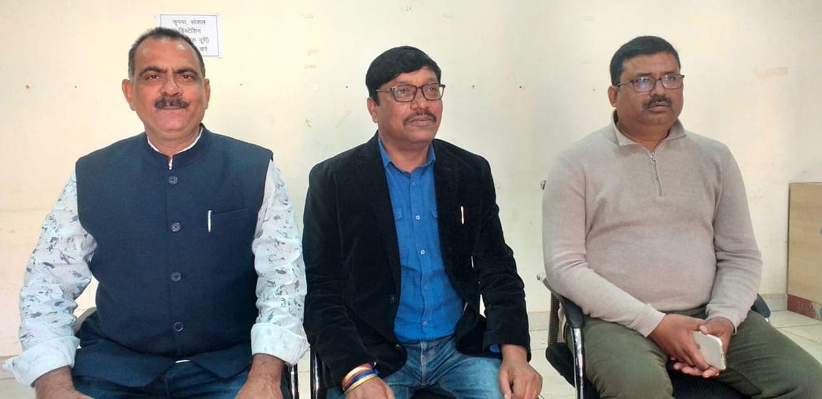 रघुवर सरकार के  कारनामों के नये-नये खुलासे हो रहे हैं : कांग्रेस