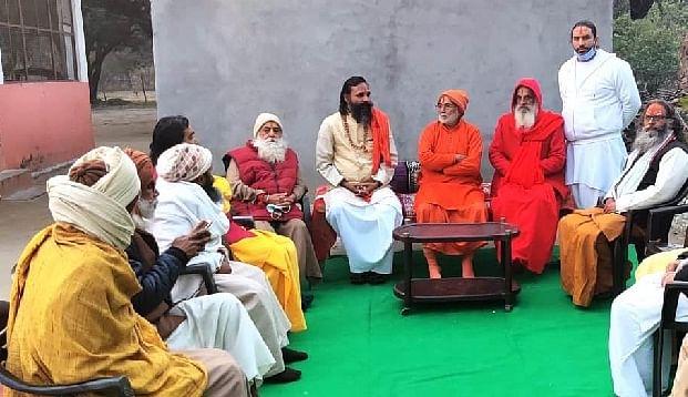 kumbh-mela-administration-is-constantly-ignoring-bairagi-saints-rajendra-das-maharaj