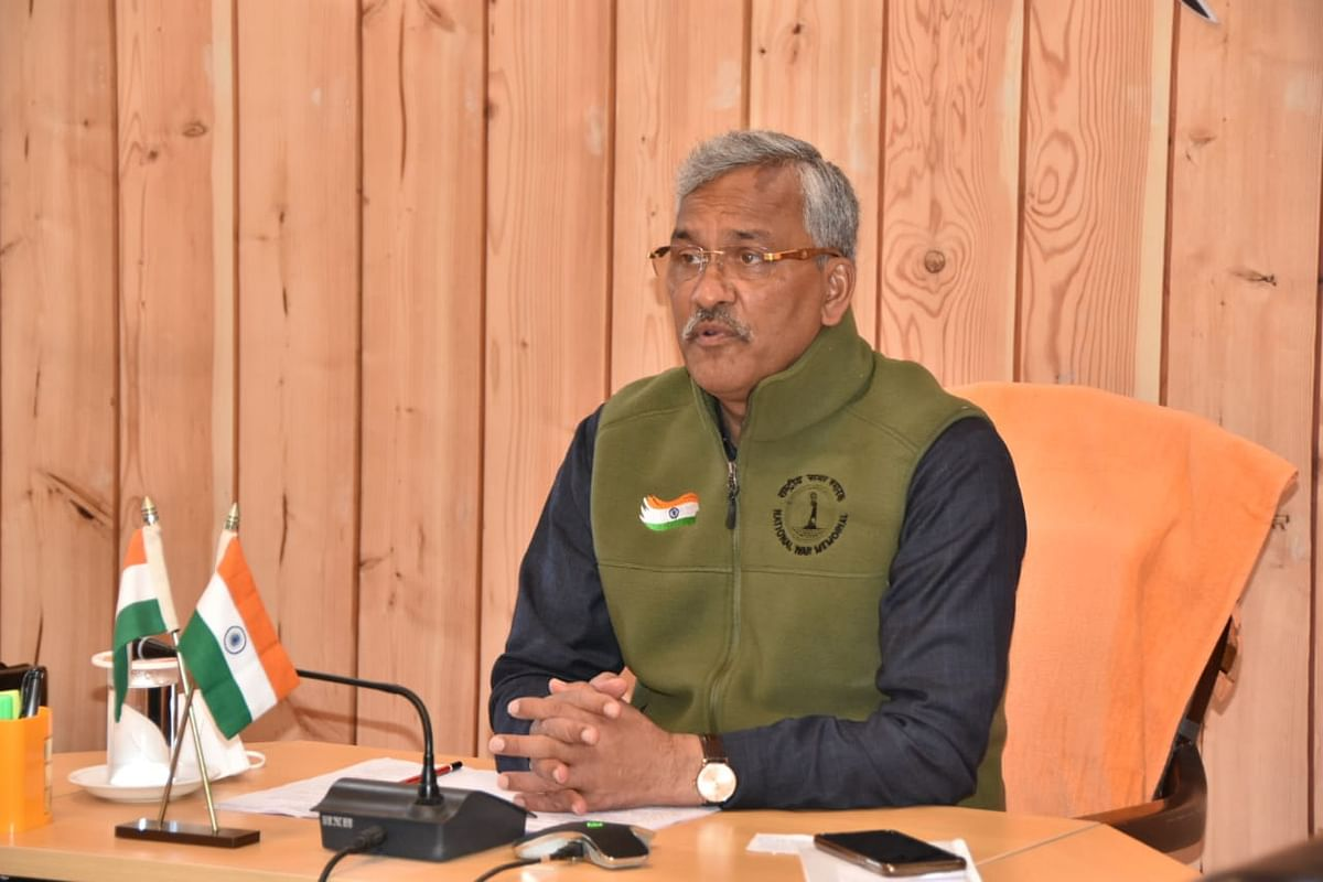 All preparations complete for first phase vaccination in Uttarakhand: Chief Minister