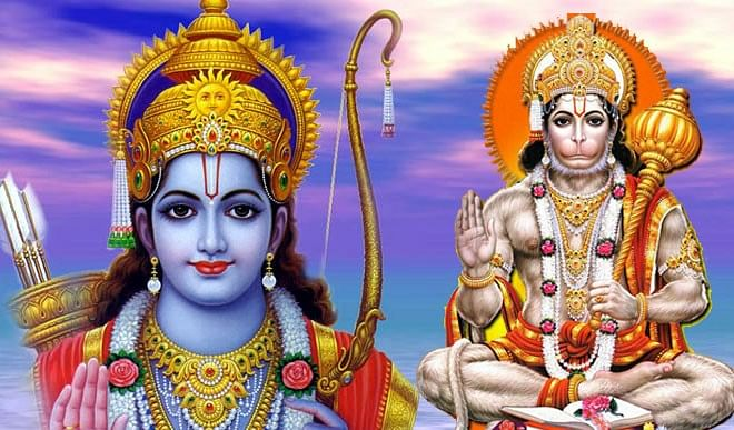 Gyan Ganga: Without Hanumanji, Lord Shree Ram's court could never be completed