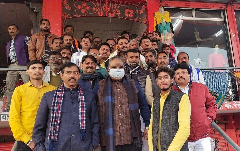 फतेहपुर : पंचायत चुनावों को लेकर भाजपा ने जिले के असोथर मंडल में की बैठक