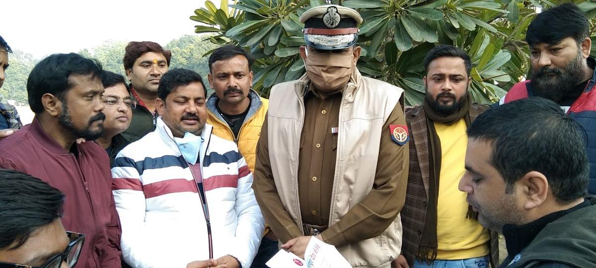 कानपुर देहात में पत्रकारों के खिलाफ दर्ज मुकदमें का कराएंगे निस्तारण : एडीजी