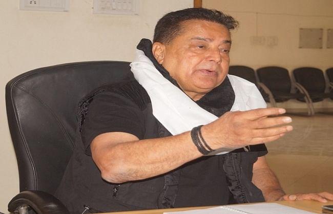 बुंदेलखंड के जनप्रतिनिधि अलग राज्य का मुद्दा संसद व विधानसभा में नहीं उठाते : राजा बुंदेला.