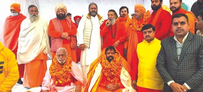 Qualified disciples increase the fame of gurus: Harichetanand