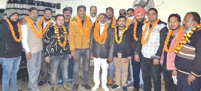 Jitendra Chaurasia becomes Metropolitan President