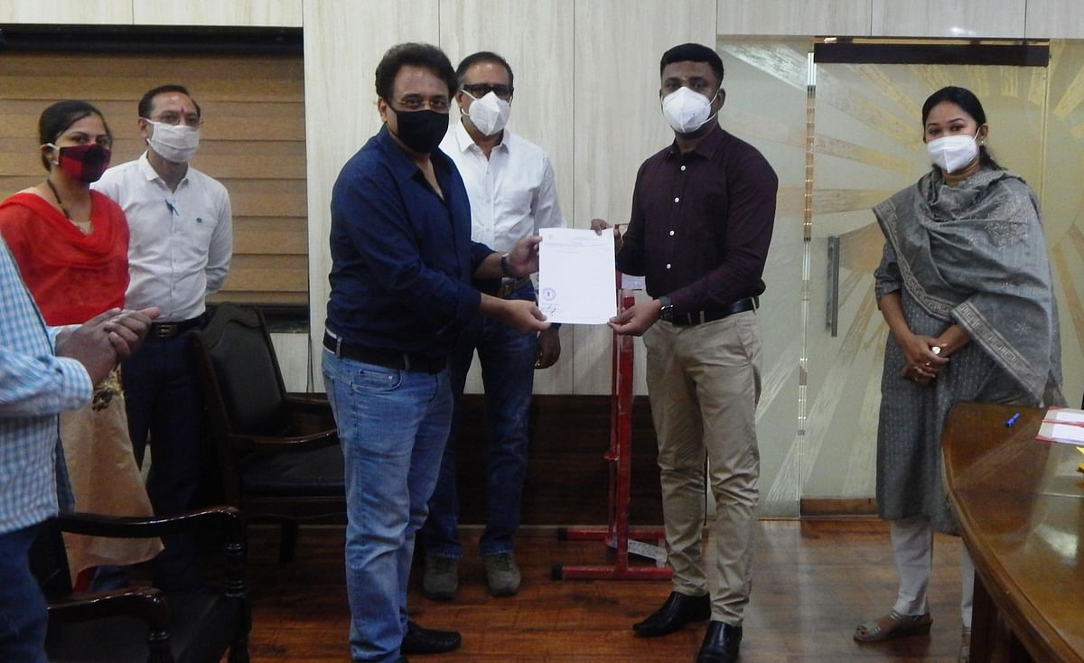 रायपुर : सी.जी.आवास पोर्टल के तहत  काॅलोनी व टाॅउनशिप विकास की मिली पहली अनुमति