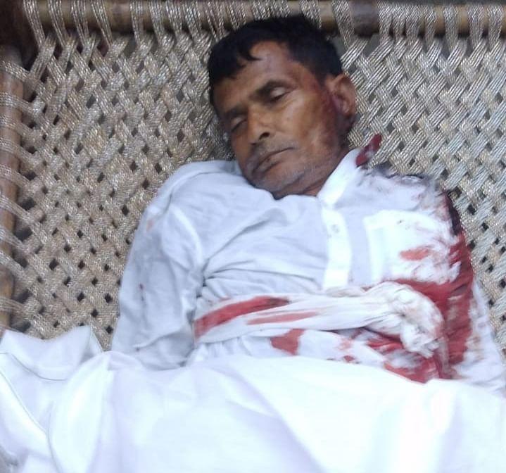 बेगूसराय में भाकपा के कद्दावर नेता सह मुखिया पति की गोली मारकर हत्या