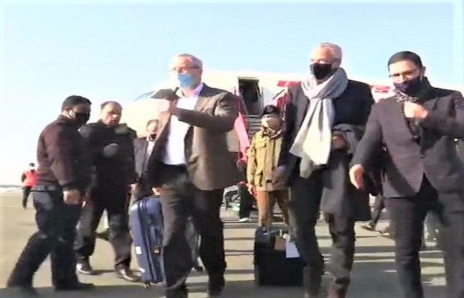 विदेशी राजनयिकों का प्रतिनिधिमंडल श्रीनगर पहुंचा