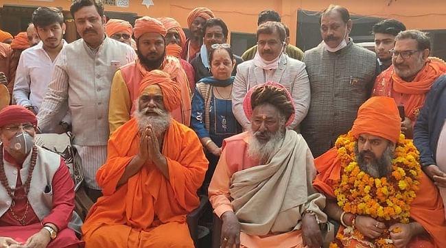 श्रीमहंत करणपुरी जूना अखाड़े में महामण्डलेश्वर के पद पर अभिषिक्त