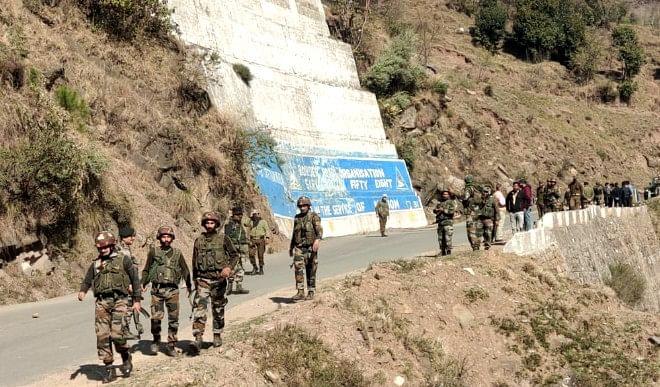 सेना को मिली बड़ी कामयाबी, जम्मू कश्मीर के राजौरी में संदिग्ध IED को नष्ट किया