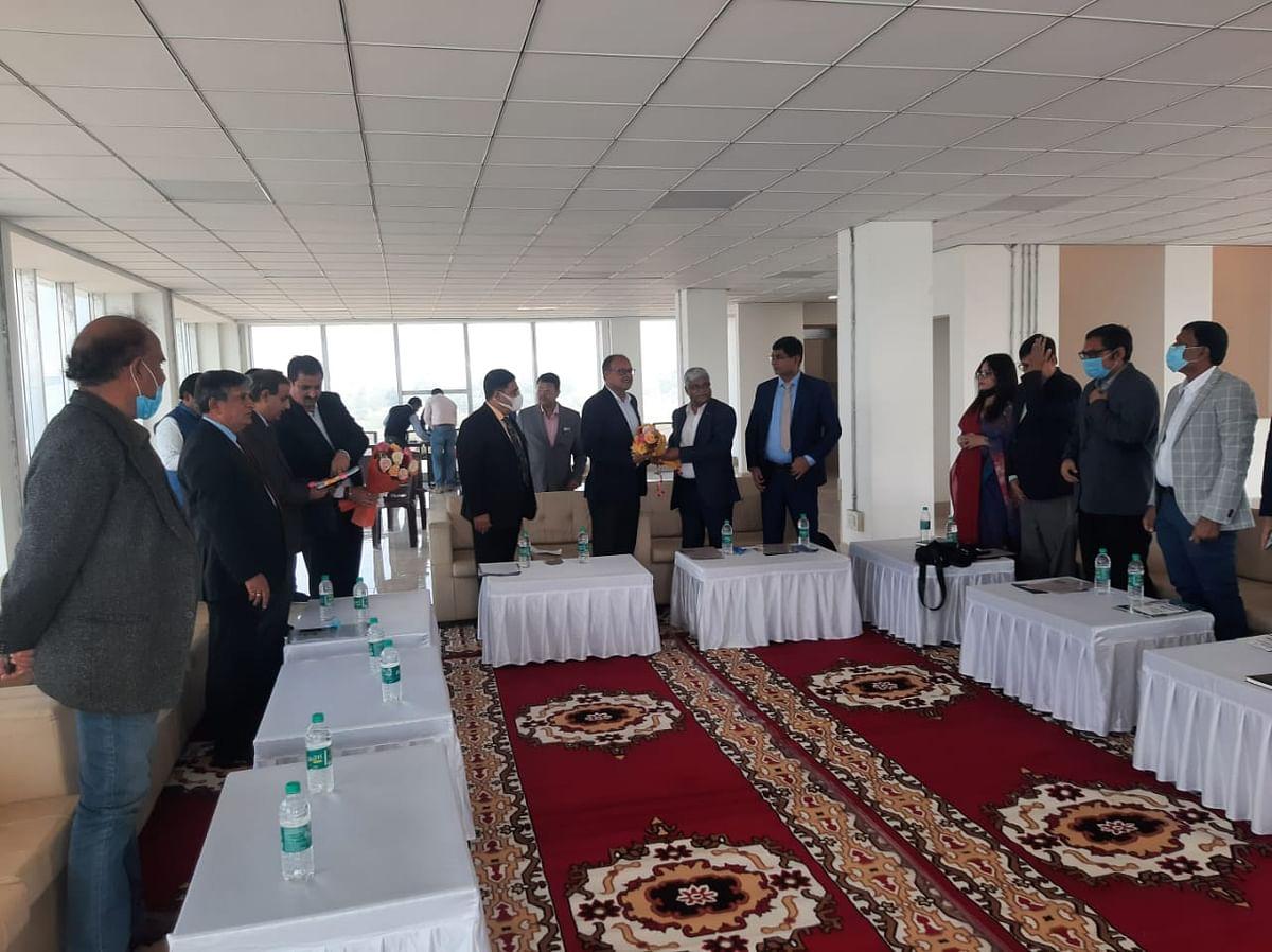 बांग्लादेश की छह सदस्यीय टीम ने रामनगर बंदरगाह पर सुविधाओं का लिया जायजा