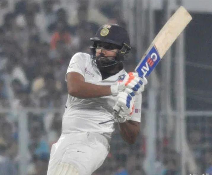 आईसीसी टेस्ट रैंकिंग में आठवें स्थान पर पहुंचे रोहित शर्मा