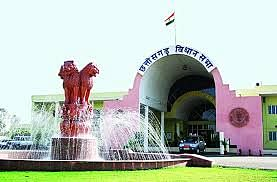 raipur-assembly-session---opposition-surrounds-the-government-over-the-worsening-law-and-order-situation-in-the-state