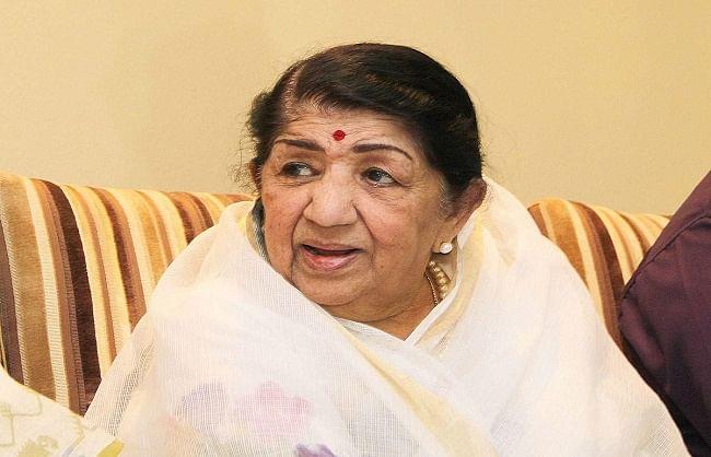 लता मंगेशकर ने विदेशी हस्तियों पर कंसा तंज, कहा : भारत गौरवशाली राष्ट्र है, हम खुद सुलझा सकते हैं अपनी समस्याएं