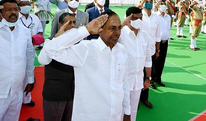 उपराष्ट्रपति, प्रधानमंत्री, नेताओं ने तेलंगाना के सीएम चंद्रशेखर राव को दीं जन्मदिन की शुभकामनाएं