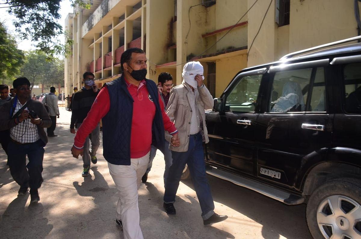 बाल यौन शोषण के मामले में तीसरा आरोपी दिल्ली में गिरफ्तार