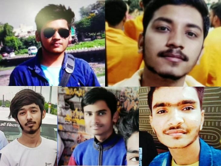 indore-six-people-died-after-returning-from-a-dhaba-after-their-car-collided-with-a-truck-parked