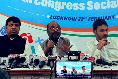 अजय लल्लू ने 'कांग्रेस सोशल मीडिया के साथ' कार्यक्रम किया लॉन्च