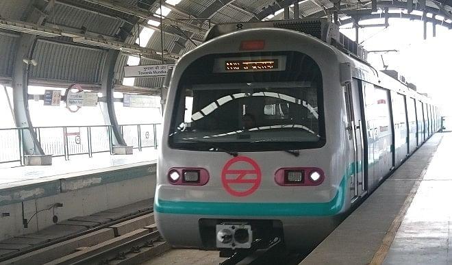 किसानों-के-रेल-रोको-अभियान-का-दिल्ली-मेट्रो-पर-पड़ा-असर-चार-स्टेशनों-के-एंट्री-और-एग्जिट-गेट-बंद